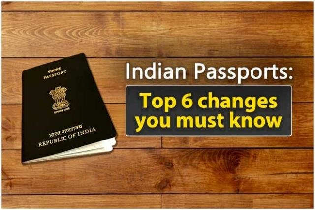 Modi government introduces big changes in Indian Passports! Top 6 things one must know